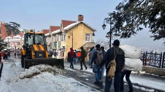 Kalpa recorded a low of minus 0.6 degrees Celsius, Singh added.
