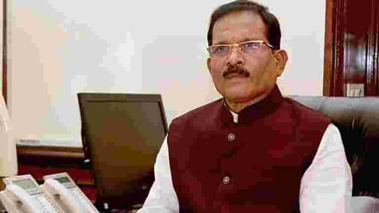 "Minister Shripad Naik was replying to a question on whether the defence ministry will consider using and selling only ""Made in India"" products in its stores.(PTI)"