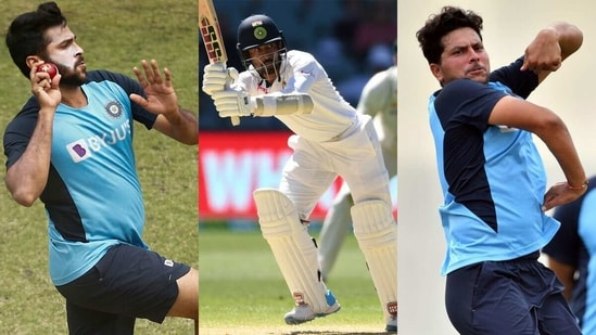 Shardul Thakur, Wriddhiman Saha and Kuldeep Yadav are likely to get the nod for the Brisbane Test. (Getty)