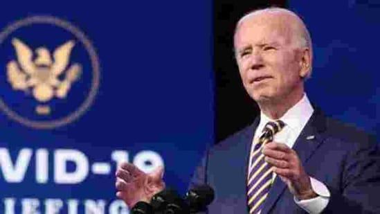 Joe Biden will be sworn-in as the 46th US President on January 20.(REUTERS)