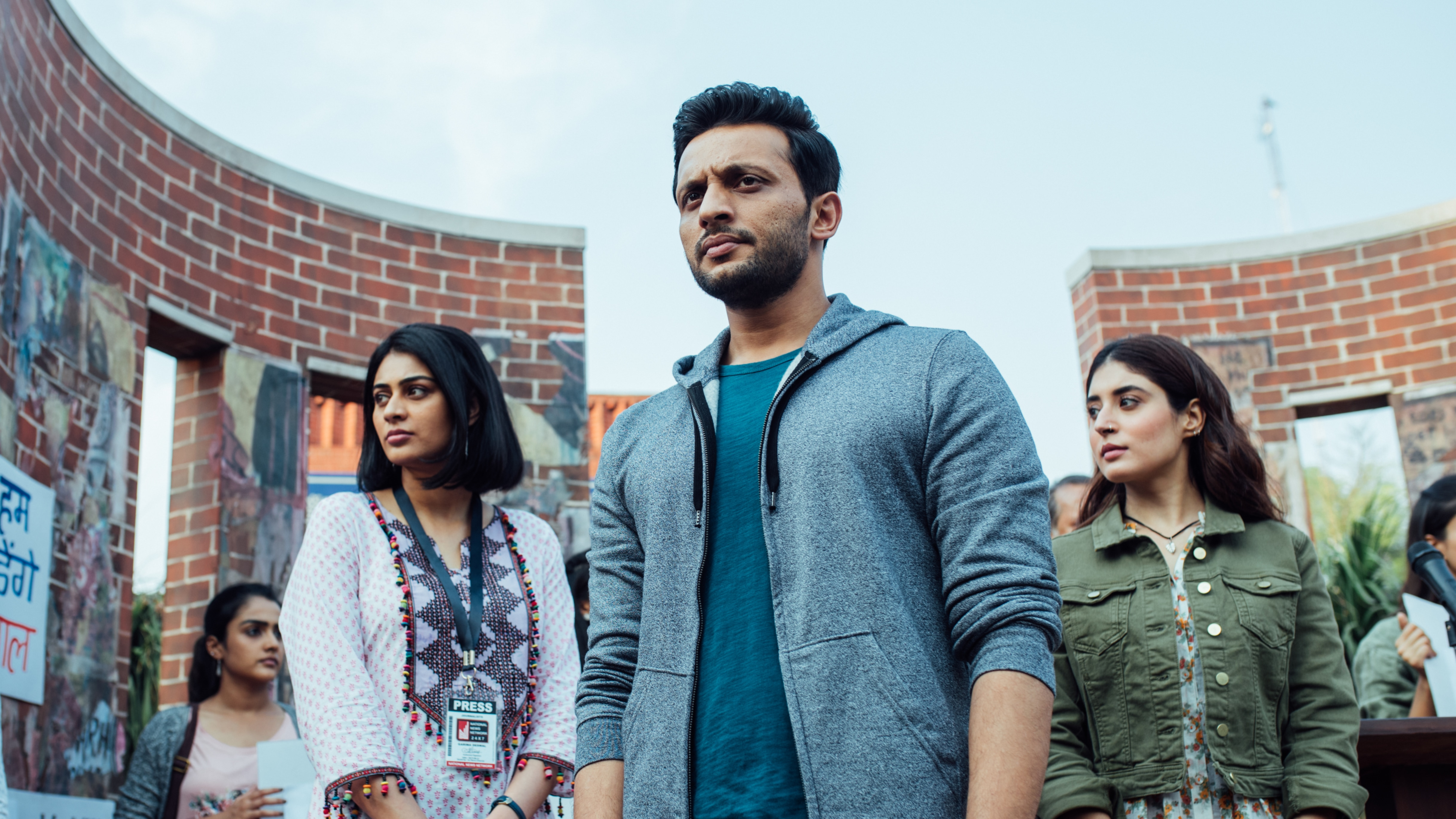 Mohd Zeeshan Ayyub is excellent in the rather ordinary Tandav