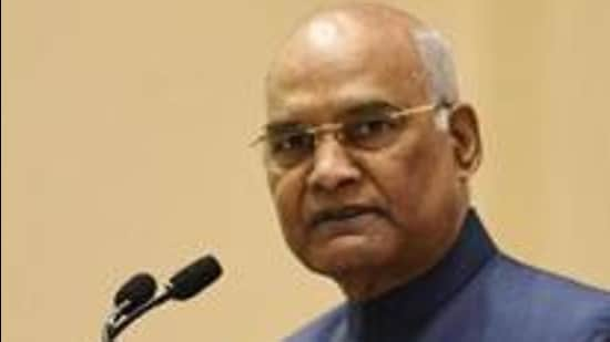President Kovind donates Rs5 lakh for Ram Temple construction in Ayodhya    Hindustan Times