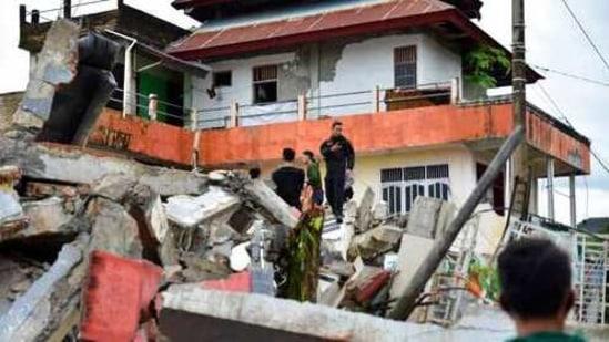 Indonesia quake kills at least 35, injures hundreds | Hindustan Times