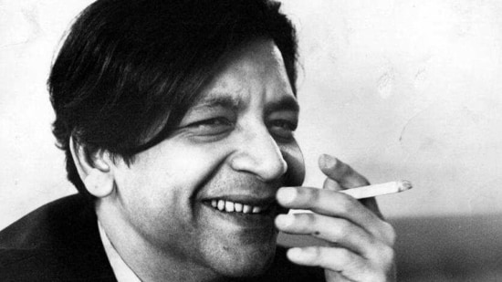 Naipaul is not a contributor but his prickly presence can be sensed in the collection:VS Naipaul in a picture dated 9th November, 1968.(John Minihan/Getty Images)