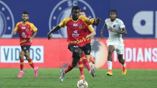 SC East Bengal secure a 1-1 draw against Kerala Blasters(Twitter)