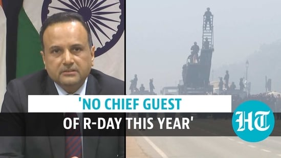 'No Republic Day chief guest this year in India due to Covid-19': MEA