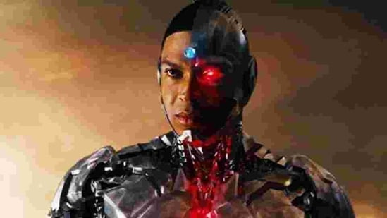 Ray Fisher played Cyborg in Justice League.