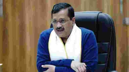 Kejriwal had said on Thursday his government was fully prepared for the vaccine roll-out with more than 8,000 healthcare workers to be given doses every scheduled day.(HT file photo)