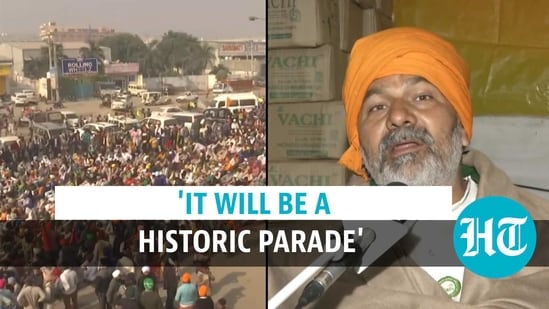 Farmers to hold 'Kisan parade' on Republic Day, BKU says 'will be historic'
