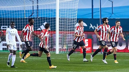 Raul Garcia scored two first-half goals. (Getty)