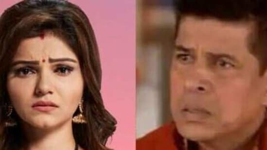 Rubina Dilaik and Sudesh Berry have worked together in popular show Shakti.(Colors)
