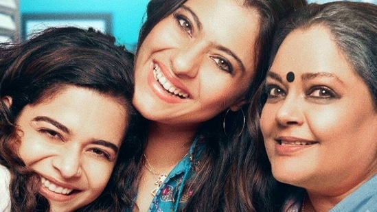 Tribhanga movie review: Kajol, Tanvi Azmi and Mithila Palkar play mothers and daughters in the film,