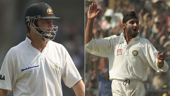 'He played cricket the Aussie way, always in your face and aggressive': Steve Waugh heaps praise on Harbhajan Singh
