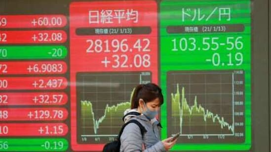 Nomura said that in sync with the ongoing growth upcycle, the economy will enter a Goldilocks period in the coming months as inflation continues to moderate.(AP)