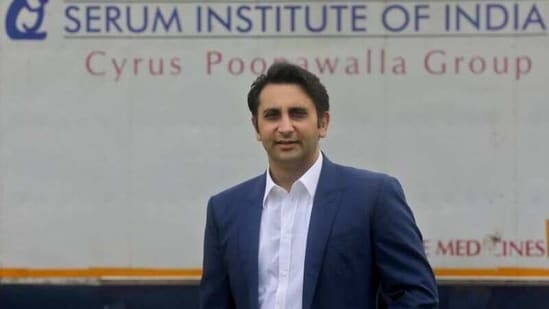 FILE PHOTO: Adar Poonawalla, Chief Executive Officer (CEO) of the Serum Institute of India poses for a picture at the Serum Institute of India, Pune, India, 30 November 2020. REUTERS/Francis Mascarenhas/File Photo(REUTERS)