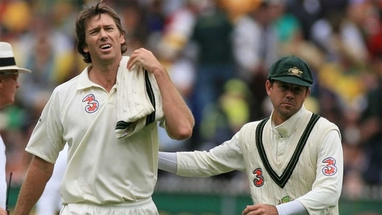'I did it once and it didn't go down well,' When Ricky Ponting asked Glenn McGrath to not bowl with the new ball