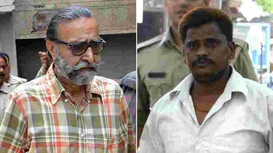 The infamous Nithari murders were believed to be committed between 2005 and 2006. Mondinder Singh Pandher is the owner of the house and Surinder Koli was his domestic help.(Sakib Ali/HT Photo)