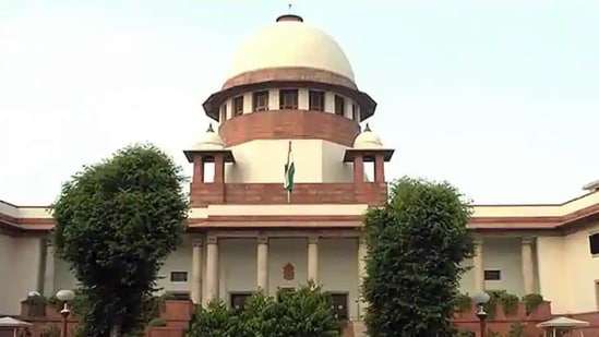 The demand was raised by Bhartiya Kisan Union (BKU), Lokshakti in an affidavit filed before the Supreme Court on Saturday alleging bias against the three members in favour of the farm laws. (PTI PHOTO).