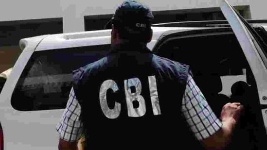 Four officers were allegedly accepting bribes from companies under CBI investigation. (HT PHOTO).