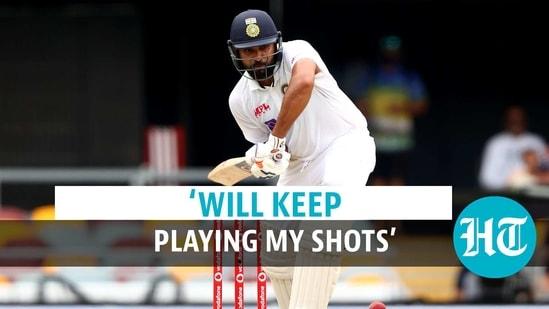 Rohit Sharma on final Test