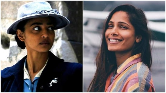 Radhika Apte played Noor Inayat Khan in A Call To Spy. Frieda Pinto will now essay the character in a web series.