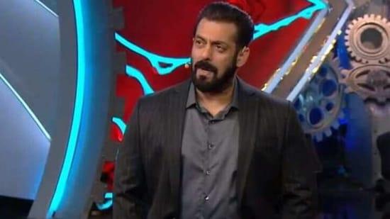 Bigg Boss 14 Weekend Ka Vaar written update day 102: Salman Khan was angry at Sonali Phogat.(cOLORS)