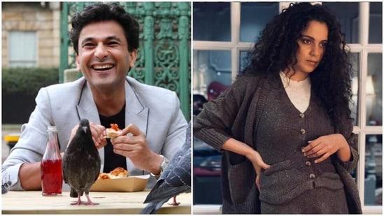 Vikas Khanna has talked about Kangana Ranaut's criticism of the film industry.