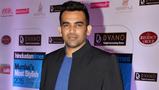 File image of former India quick Zaheer Khan. (Getty Images)