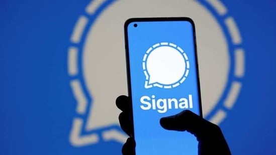 Signal users might see errors in some chats as a side effect to the outage, but will be resolved in the next update of the app.(Reuters)