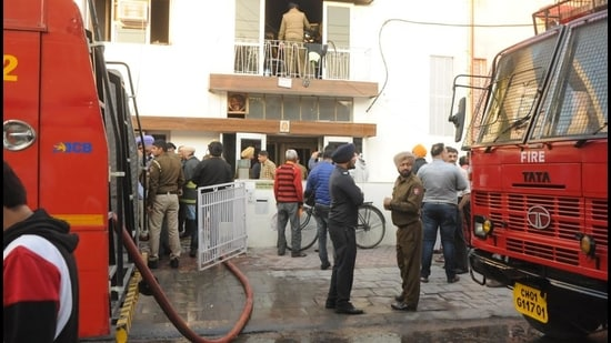 Stricter fire safety rules in the works in Chandigarh