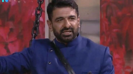 Eijaz Khan on Bigg Boss 14.(Colors)
