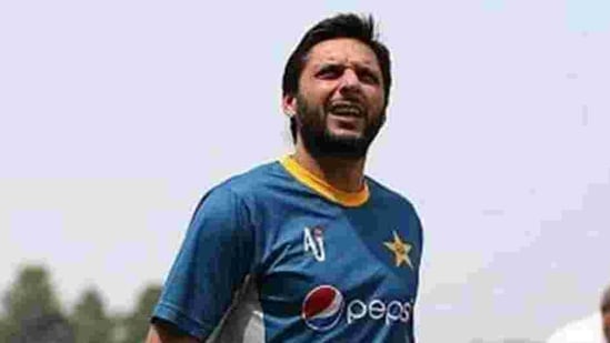 File image of Shahid Afridi.(IDI via Getty Images)