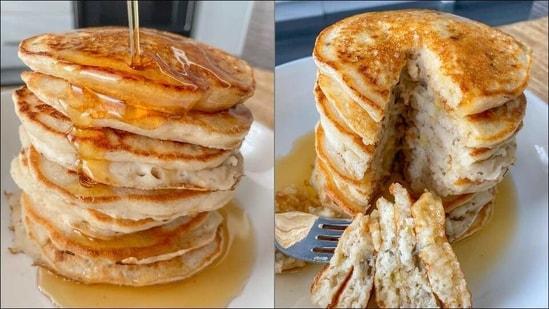 Recipe: Prepare vegan gluten-free banana pancakes in less than 20 minutes(Instagram/ peanutbutterandjillybeans)