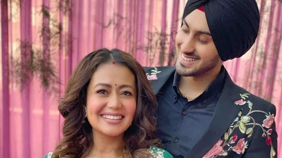 Neha Kakkar and Rohanpreet Singh got married in October last year after a whirlwind romance.