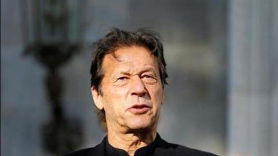 Pakistan's Prime Minister Imran Khan. (File photo)