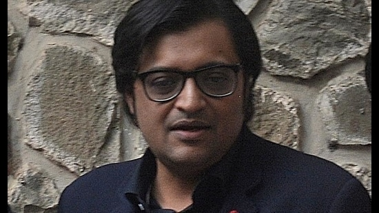 Republic TV editor-in-chief Arnab Goswami. (File photo)