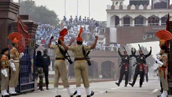 A Border Security Force (BSF) official said that a decision is yet to be taken on whether the coordinated parade with Pakistan will be held this year or not.