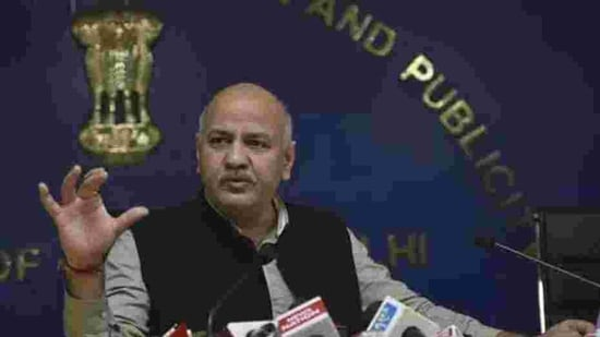 """The government does not want to rush the process of nursery admission. But there is no plan to cancel it,"" Manish Sisodia said."