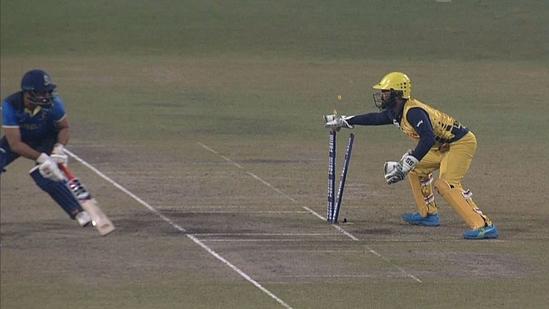Tamil Nadu beat Bengal by 8 wickets(BCCI Domestic/ Twitter)