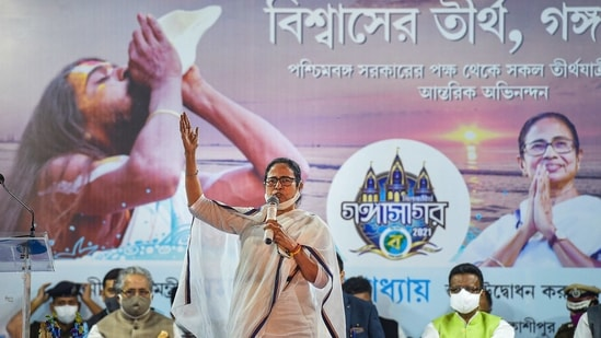 West Bengal Chief Minister will contest the upcoming polls from Nandigram. (PTI)