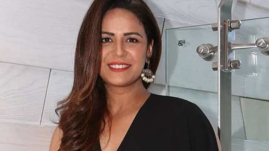 Mona Singh had two releases in2020- Kehne Ko Humsafar Hain S3 in June and Black Widows in December. (Photo: Prabhas Roy)
