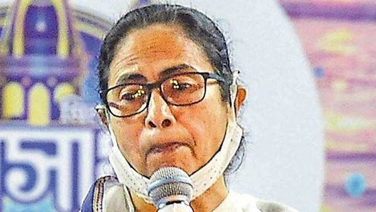 With Mamata Banerjee announcing her decision to contest from Nandigram, Adhikari will have to devote considerable time in his own AC now.(PTI)