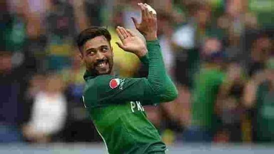 Pakistan pacer Mohammad Amir(Twitter)