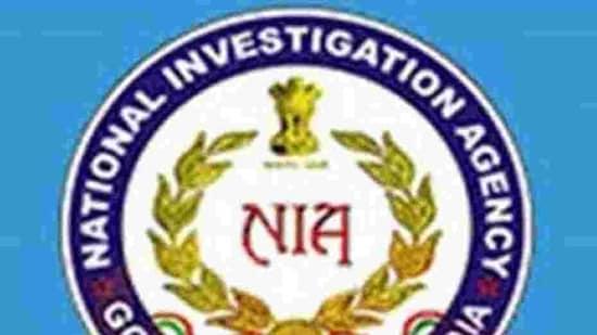 File photo: NIA logo.(ANI)