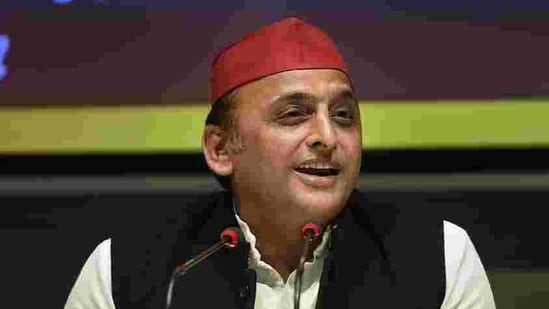 Yadav has already once declared his support for the Mamata Banerjee-led TMC in the upcoming West Bengal polls earlier in January.(File photo)