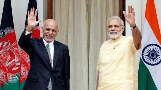 The decision to support Ghani shows that there are no endgames for India in Afghanistan. It would rather accept a setback in its pursuit of a balance between Kabul and Islamabad, instead of being seen as an opportunist (REUTERS)