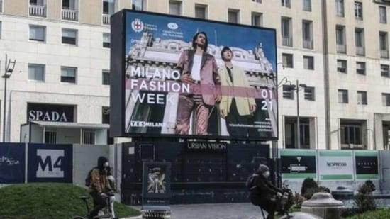 Prada intros anti-uniform during all-digital Fashion Week(AP)