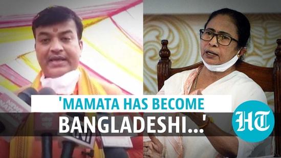 Ahead of West Bengal elections, Uttar Pradesh minister, Anand Swaroop Shukla, targeted Bengal CM Mamata Banerjee