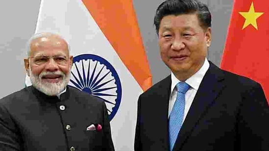 Chinese President Xi Jinping, Indian Prime Minister Narendra Modi are expected a virtual gathering next week — after Covid-19 canceled the annual in-person event of Davos, Switzerland.(ANI Photo)