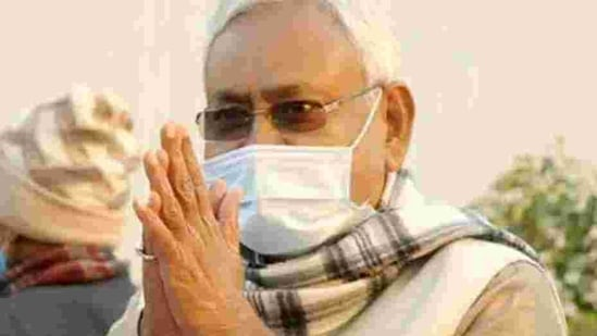 Several important decisions were taken in the cabinet meeting chaired by Bihar chief minister Nitish Kumar.(HT Photo)